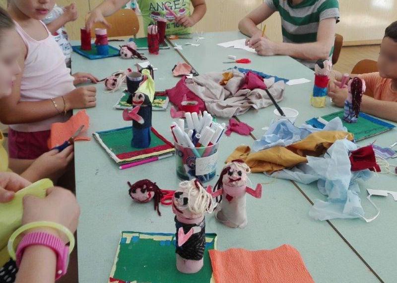 Eccezionale Laboratori creativo-manuali, Organizzazione laboratori didattici HK89